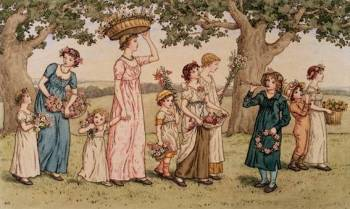 Kate_Greenaway_-_May_day