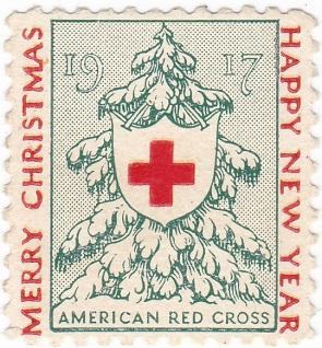 1917_US_Christmas_Seal